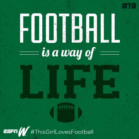 #ThisGirlLovesFootball