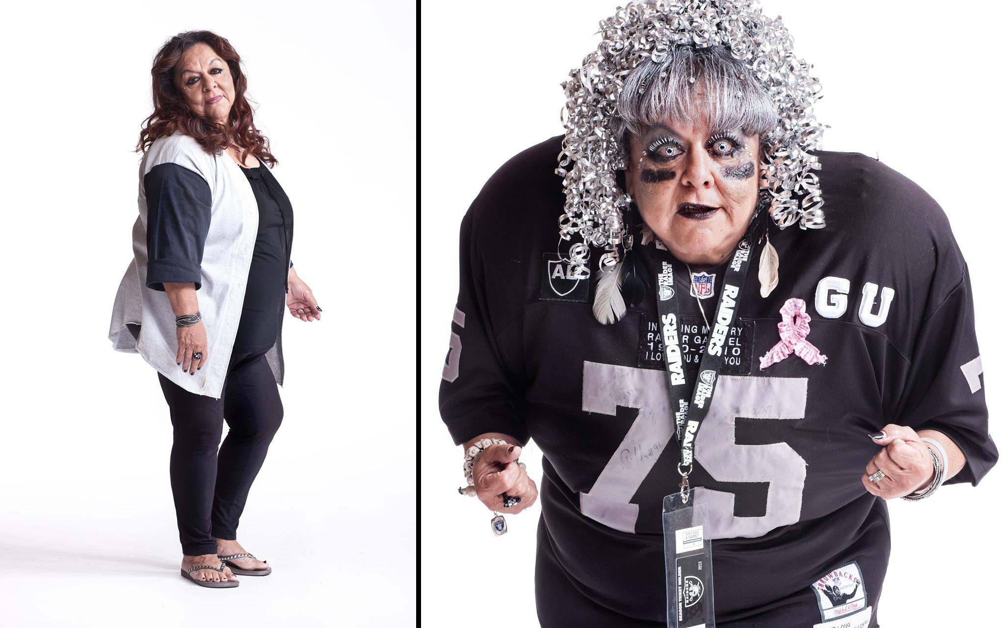 Raider-Gloria Malvaez, 65