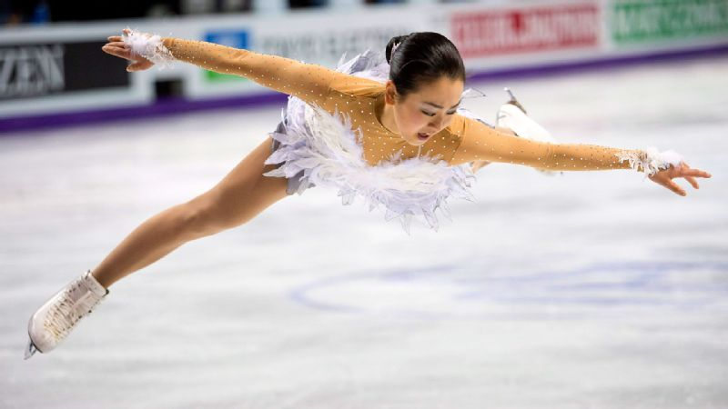 Top-ranked figure skater in the world? Check. Reigning International Skating Union Grand Prix of Figure Skating Cup of China iand/i Four Continents championship winner? You got it. Current Japanese national champion? All in a year's work for Mao Asada. The 23-year-old skating superstar plans to retire after the 2013-2014 season, but not without one last chance for Olympic gold in Sochi in February.