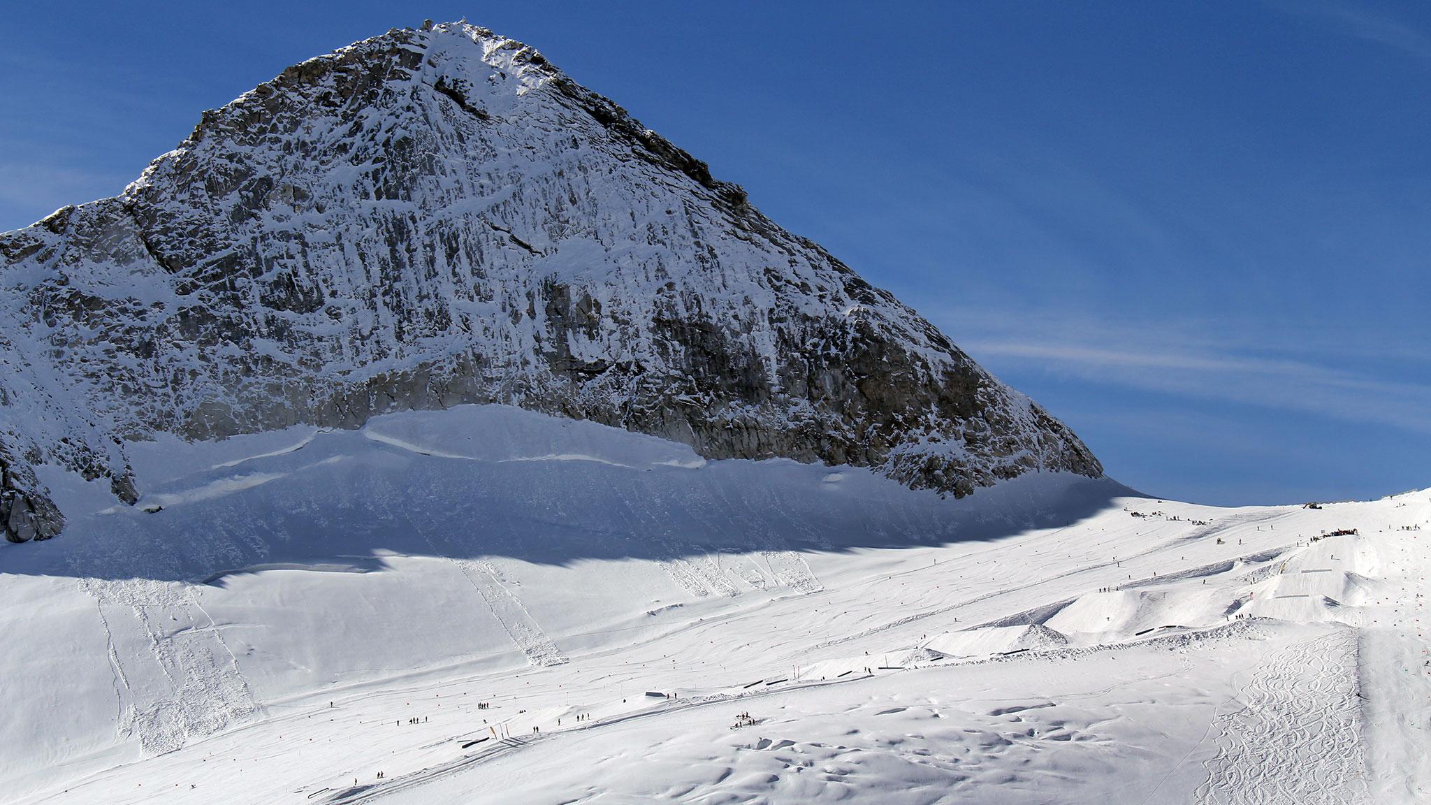 Hintertux Glacier, Austria