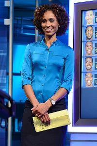Sage Steele will appear on ESPN's NBA Countdown shows on Fridays and Sundays this season.
