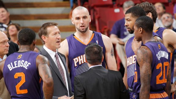 Could Jeff Hornacek's squad overachieve in 2013-14, or is another high lottery pick in their future?