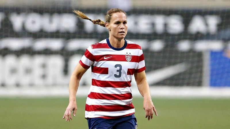 With World Cup qualifiers not until next year, Christie Rampone knows she doesn't need to rush back from knee surgery.