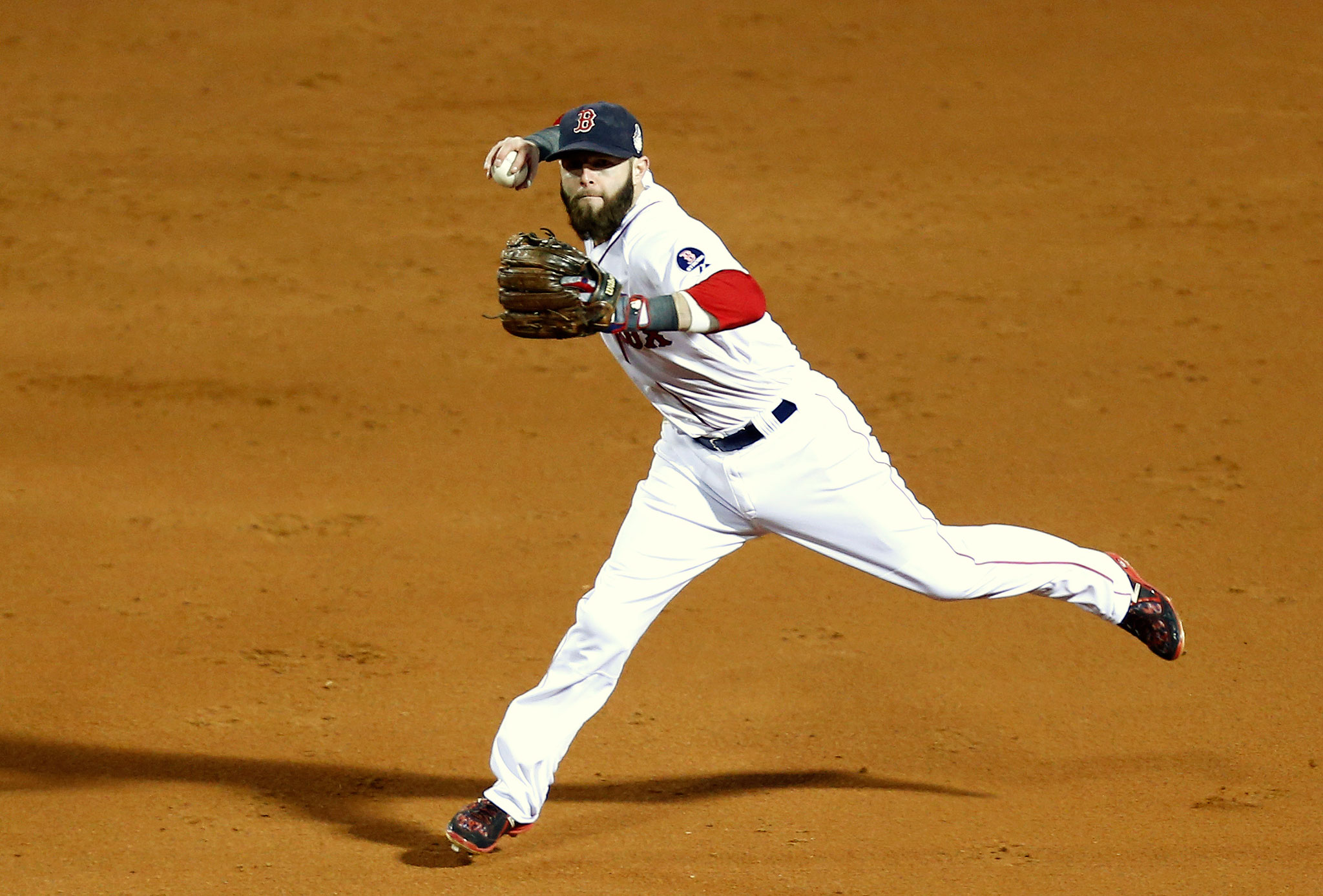 Second Base: Dustin Pedroia