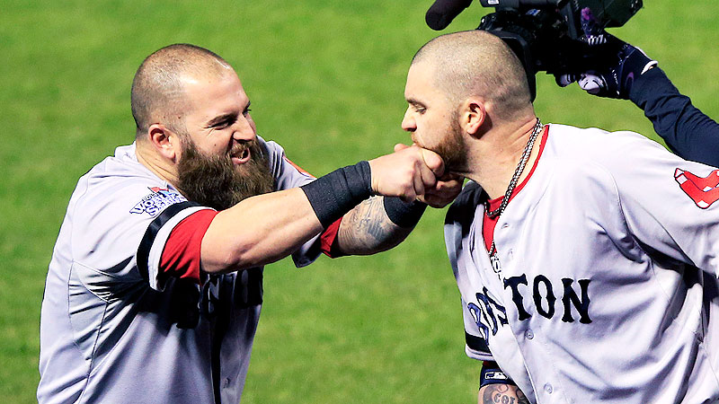 Boston Red Sox: Ability To Grow Facial Hair
