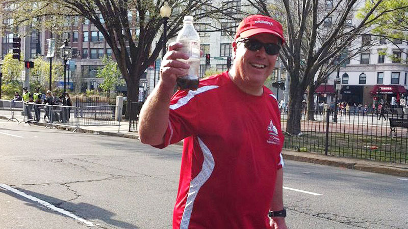pJoseph Emas is no stranger to running marathons. He has finished 30 races, including two in New York City (2002, 2007) since he started running in 1980, and boasts an impressive personal record of 2 hours, 49 minutes. The 58-year-old lawyer, who splits time between Miami and Ottawa, Canada, has also run the Walt Disney World Marathon, but insists it's New York that fills the streets with magic./ppThe exuberance of the crowd just radiates through, he said. Coming out of the tunnel and turning onto First Avenue is the greatest feeling ever. The 59th Street Bridge is dark and lonely and then you turn that corner and it's like walking into Oz. It's a beautiful experience./ppBut this marathon will be different. A little cancer operation has got me slowed up and made things more challenging, and more interesting, said Emas, who finished the race in 2007 despite experiencing some heart problems at Mile 17. That year, his wife and now 17-year-old daughter jumped in to finish the last nine miles with him (to make sure he didn't collapse). But he's never been one to give up. Not then, and not when he received a prostate cancer diagnosis in 2012, just a few days before he was scheduled to run Boston in record-setting heat./ppIgnoring the warnings from his wife and race organizers, he forged ahead, albeit in a P.W. (personal-worst) time punctuated by frequent stops at the medical tent to get his blood pressure checked. He went on to have his tumor -- which was bigger and more aggressive than anticipated -- removed that summer, followed by a winter of radiation therapy. But even as he lay in his living room hooked up to IV bags, he was thinking about his next race./ppIt certainly felt like I gained 500 million pounds, but my love of running has always been there, along with the tenacity and testosterone, I never seem to give up, he said. The odds were certainly stacked against him, and doctors warned him that running was in his past. But Emas insists running has been central to his healing, physically and psychologically./ppWhen you've torn your body apart and gone through that extreme fatigue and exhaustion, going out to run a 5K or 10K reminds you just how alive you still are, Emas said. The lingering fatigue from his radiation treatments has become a new normal, but also a reminder of the capacity to overcome any challenge./ppWhatever life gives you, as long as I know what I'm up against, I'll deal with it, he said. You finish, you win, end of story. ... I've been declared cancer-free and I intend to do this one to say, 'Hey, I'm back.'/p