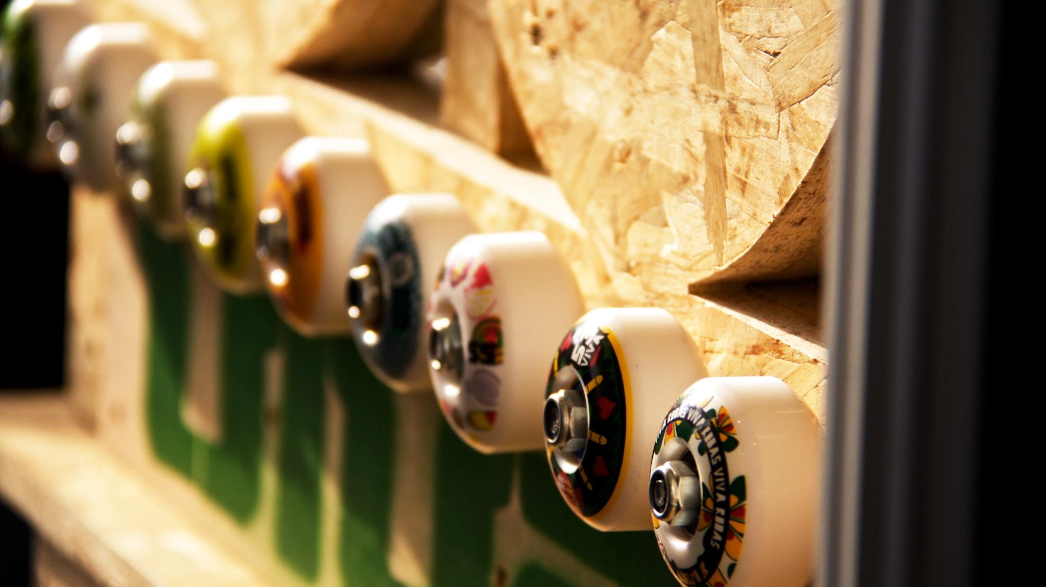 Novidades no Skate