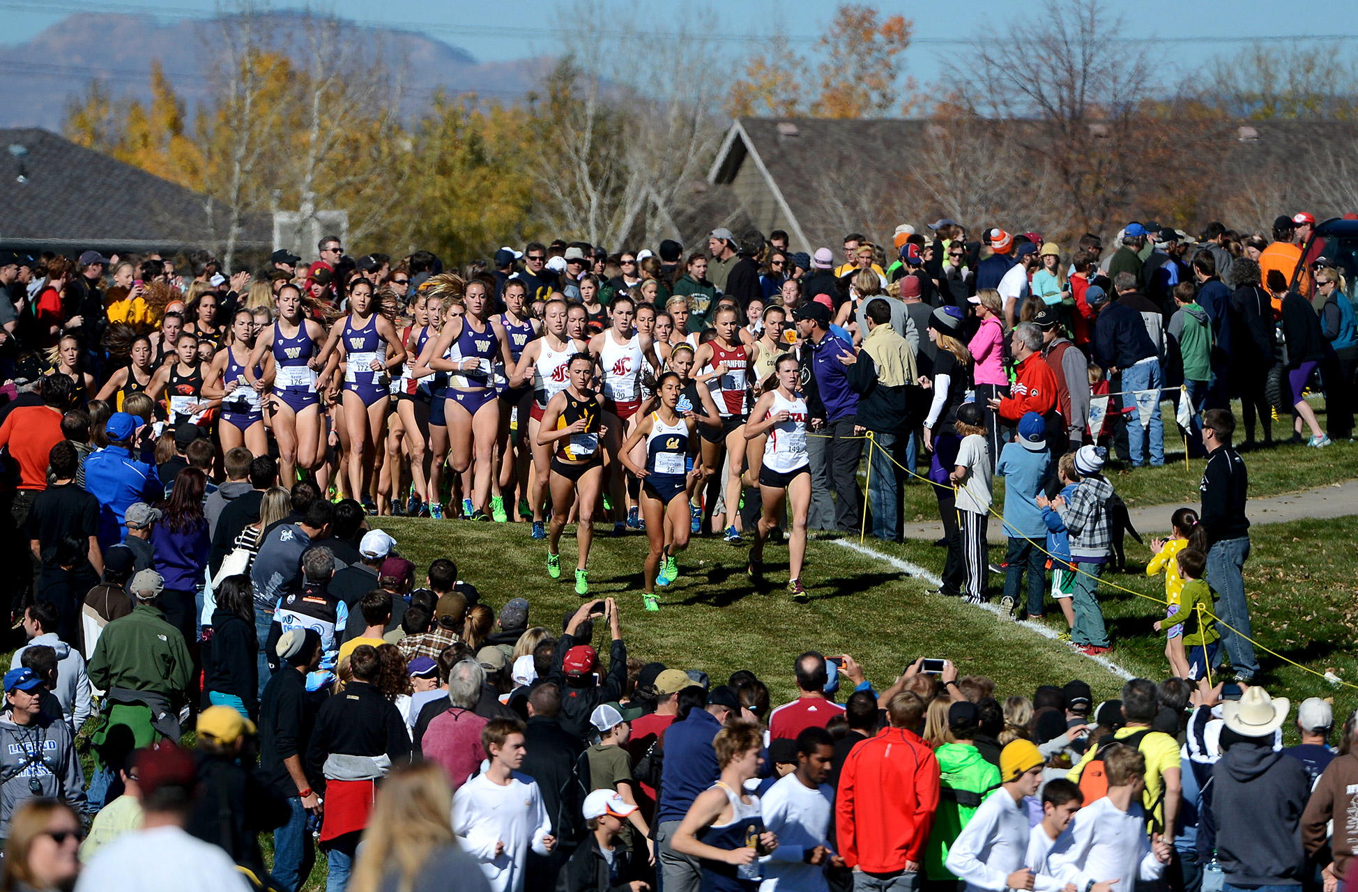 Pac -12 Cross Country Championships