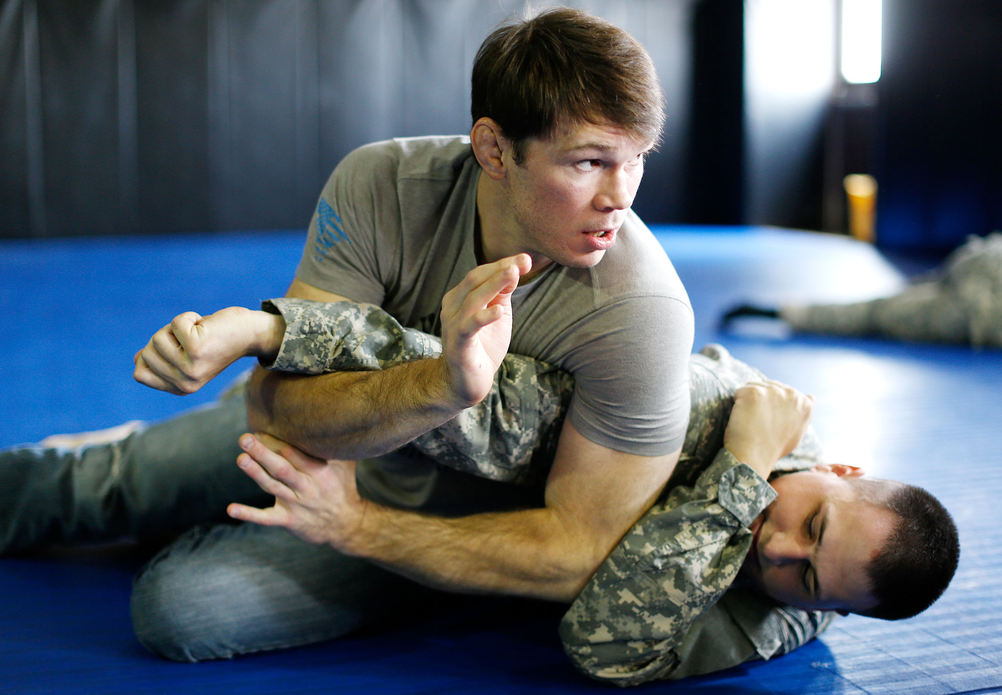 UFC Fight For The Troops