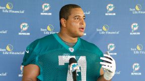 Dolphins offensive tackle Jonathan Martin recently checked himself into a hospital to be treated for emotional distress that led him to leave the team last week, league sources told ESPN.