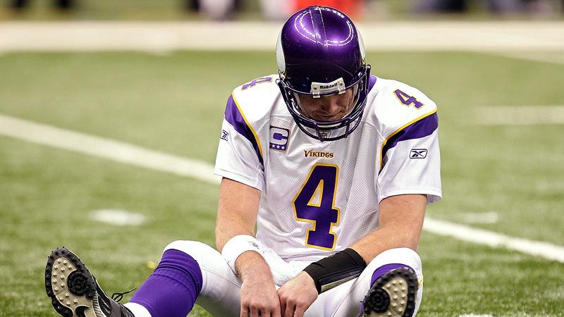 Sports Media: Brett Favre Staying Retired