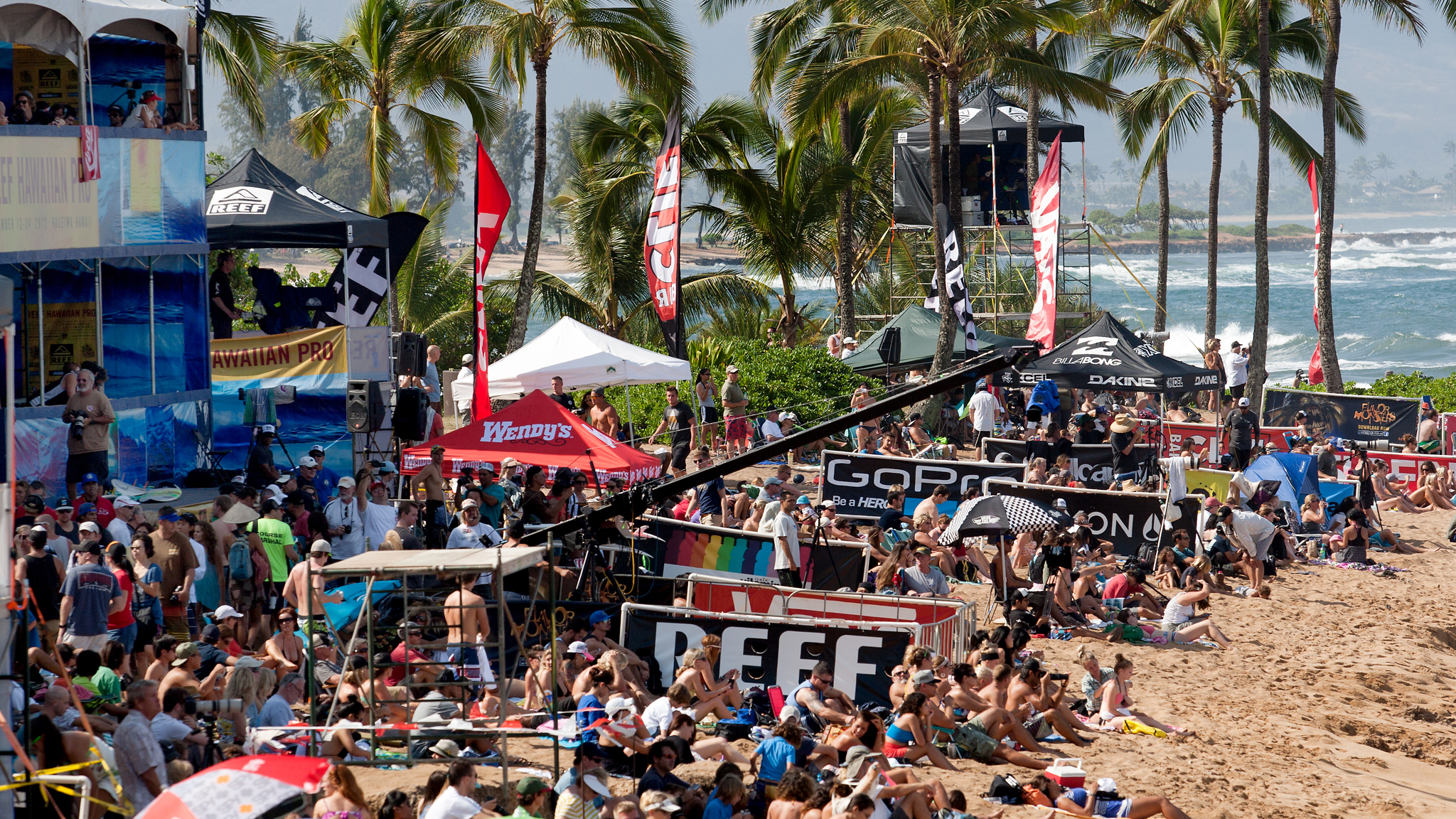 The Reef Hawaiian Pro
