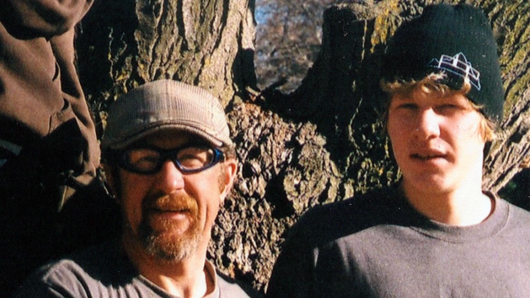 Ian and Leif