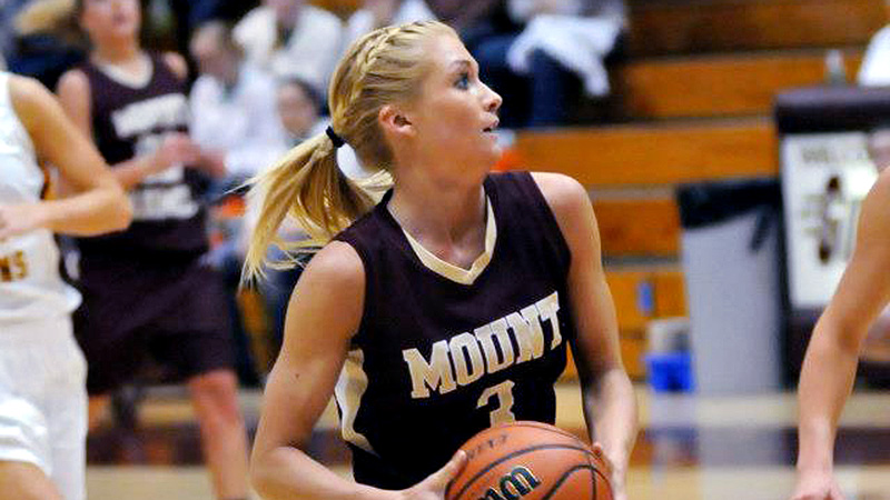 Indiana recruit Tyra Buss averaged 38.9 points last season as a junior at Mount Carmel (Ill.)