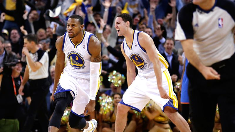 Great win for the squad. Well that sums it up. Might we nominate Andre Iguodala for understatement of the year?