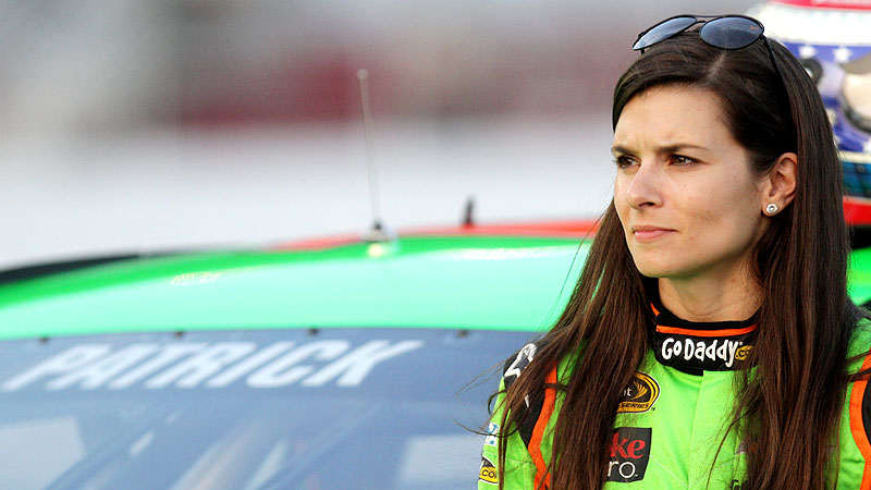 A top 5 is still a goal for Danica Patrick, and if the opportunity presents itself - regardless of Chase scenarios - she won't back down.