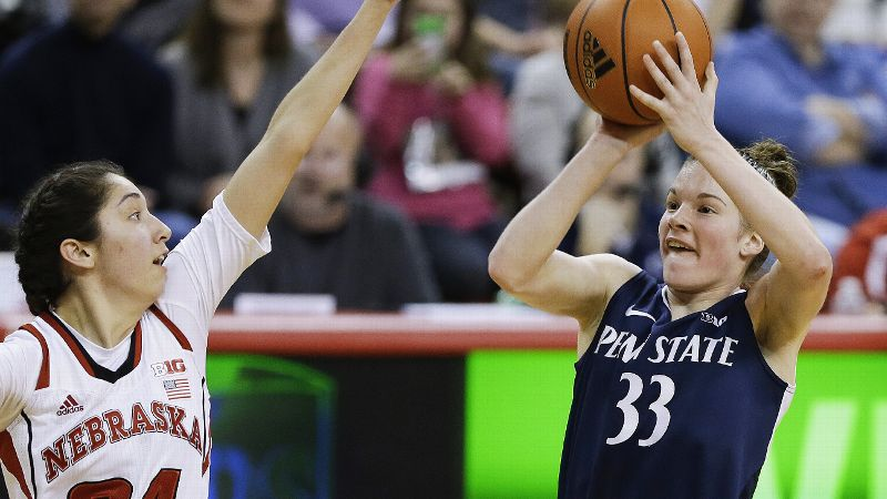 Maggie Lucas developed a quick release at a young age, and its one of her biggest strengths as a shooter.