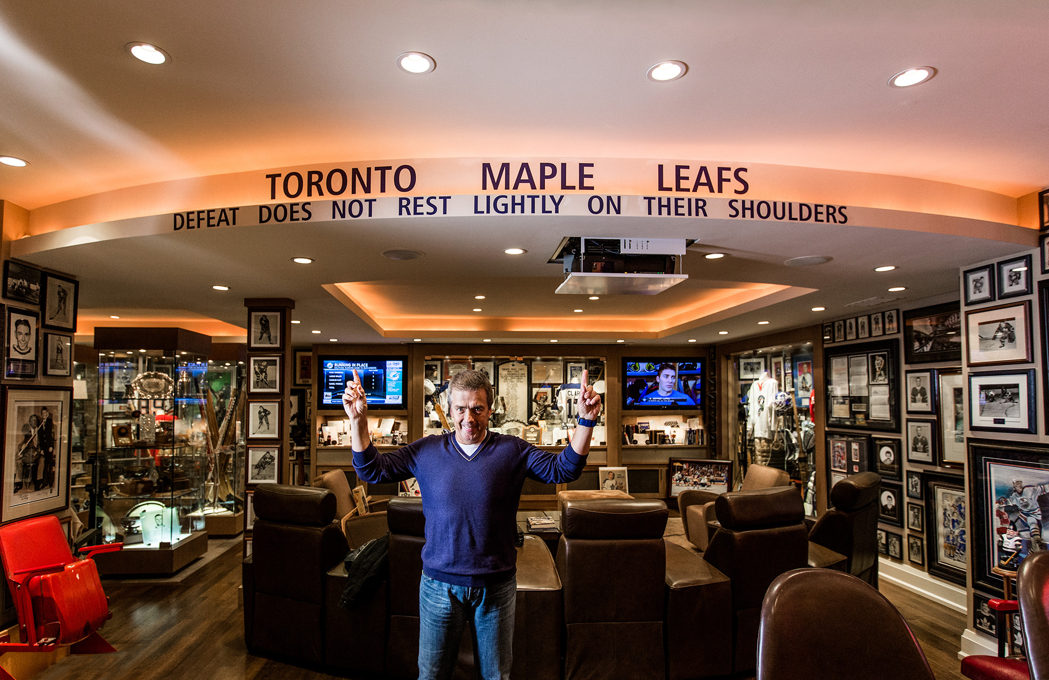 Welcome to the Leafs Lair