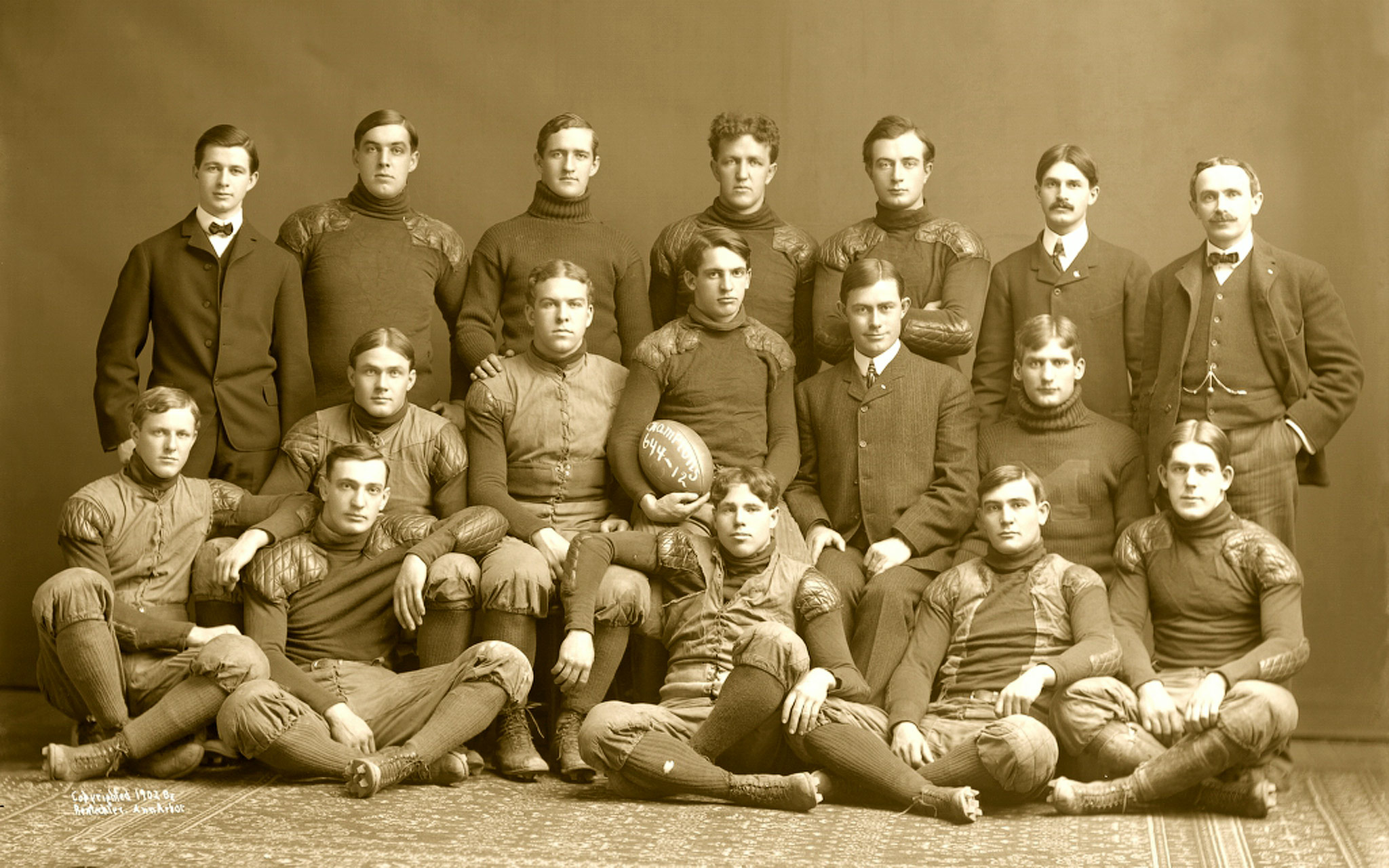 1902 Michigan Team