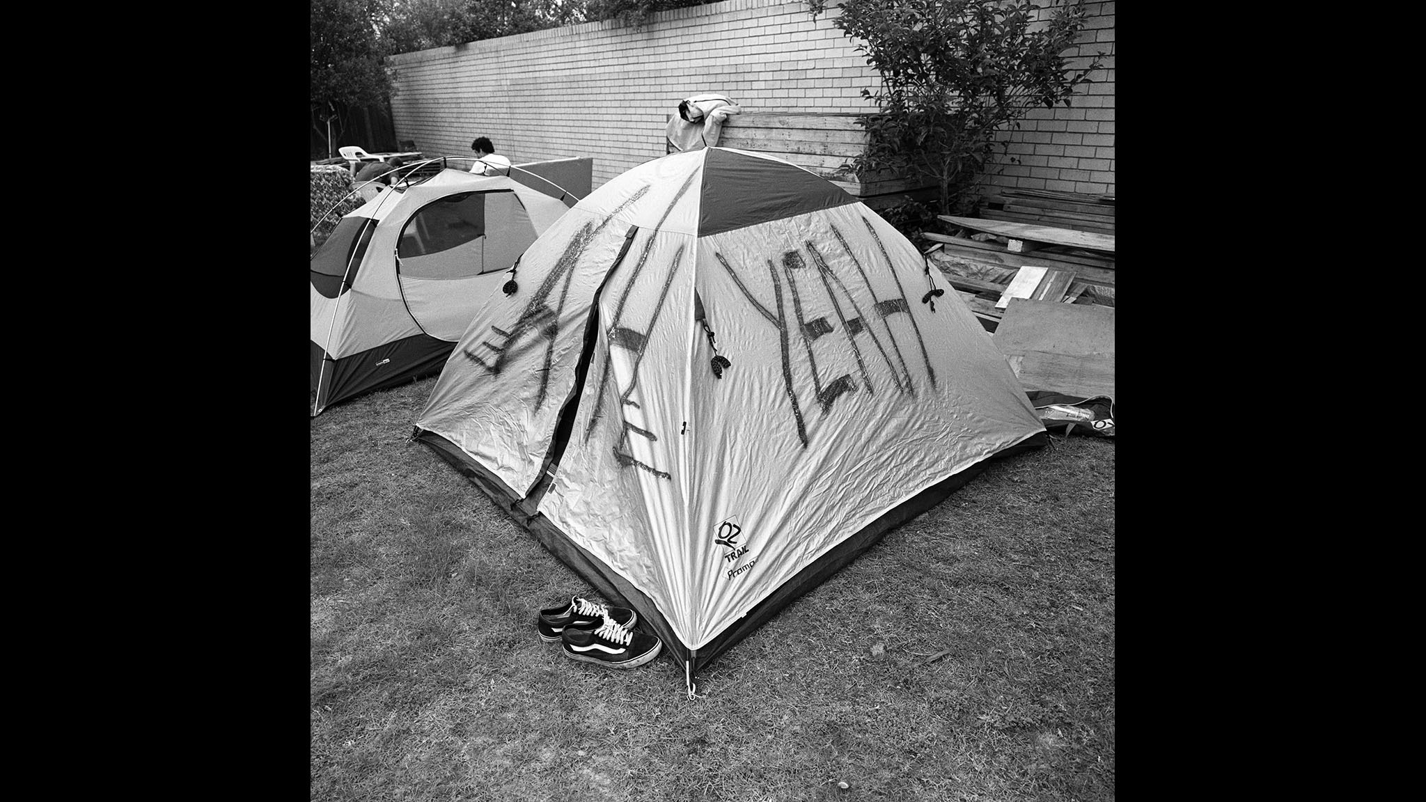 Anti Hero Tent City tenth anniversary
