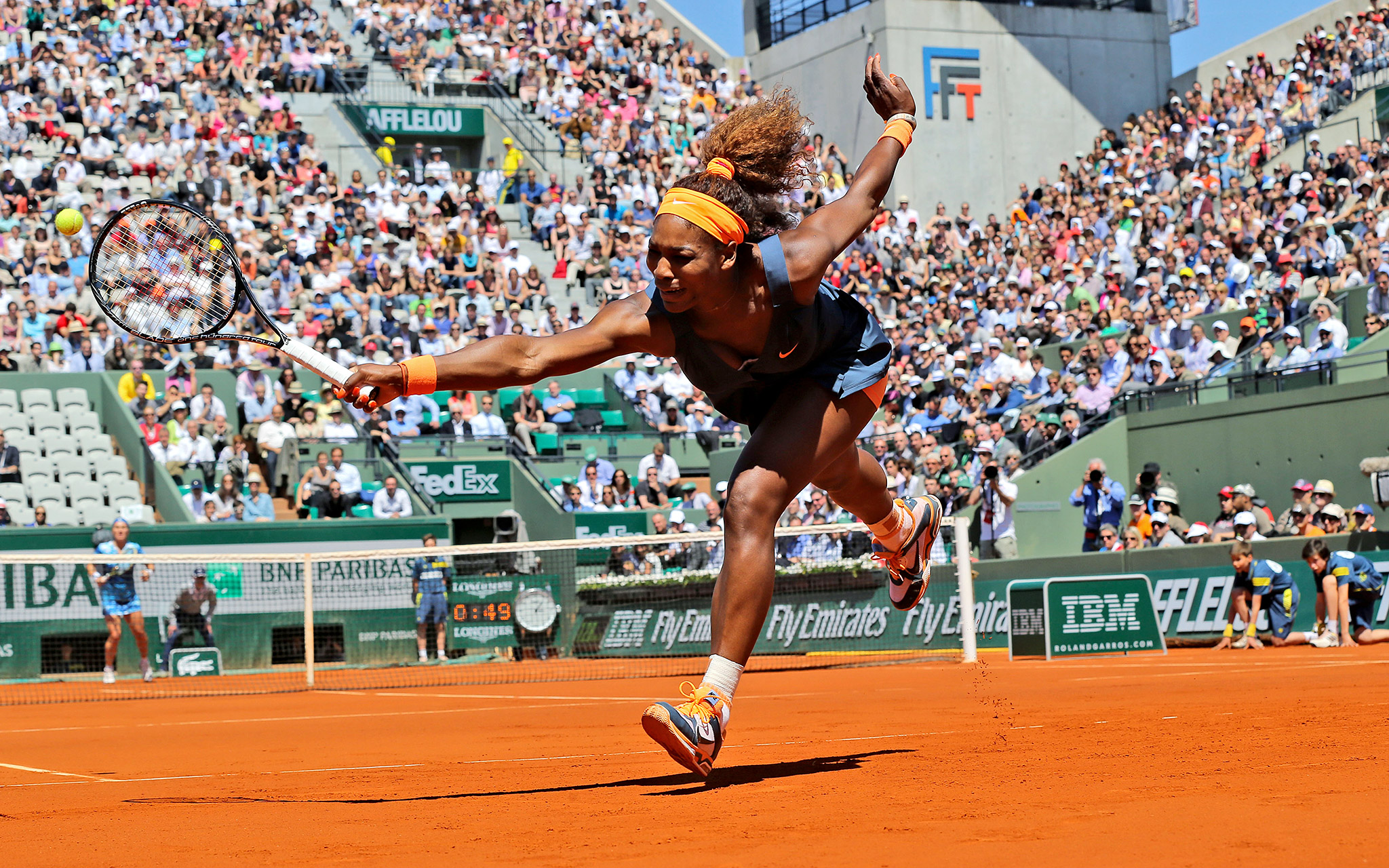 Impact 10: No. 1 Serena Williams