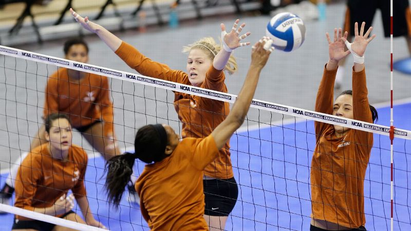 The No. 1 seed Texas volleyball team play in the Lincoln, Neb., regional, with the possibility of facing fellow powerhouse Nebraska to get into the final four.
