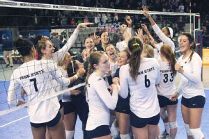 Vying for their sixth national title, the Nittany Lions believe they wont be rattled by a pro-Huskies crowd during Thursdays semifinal match.