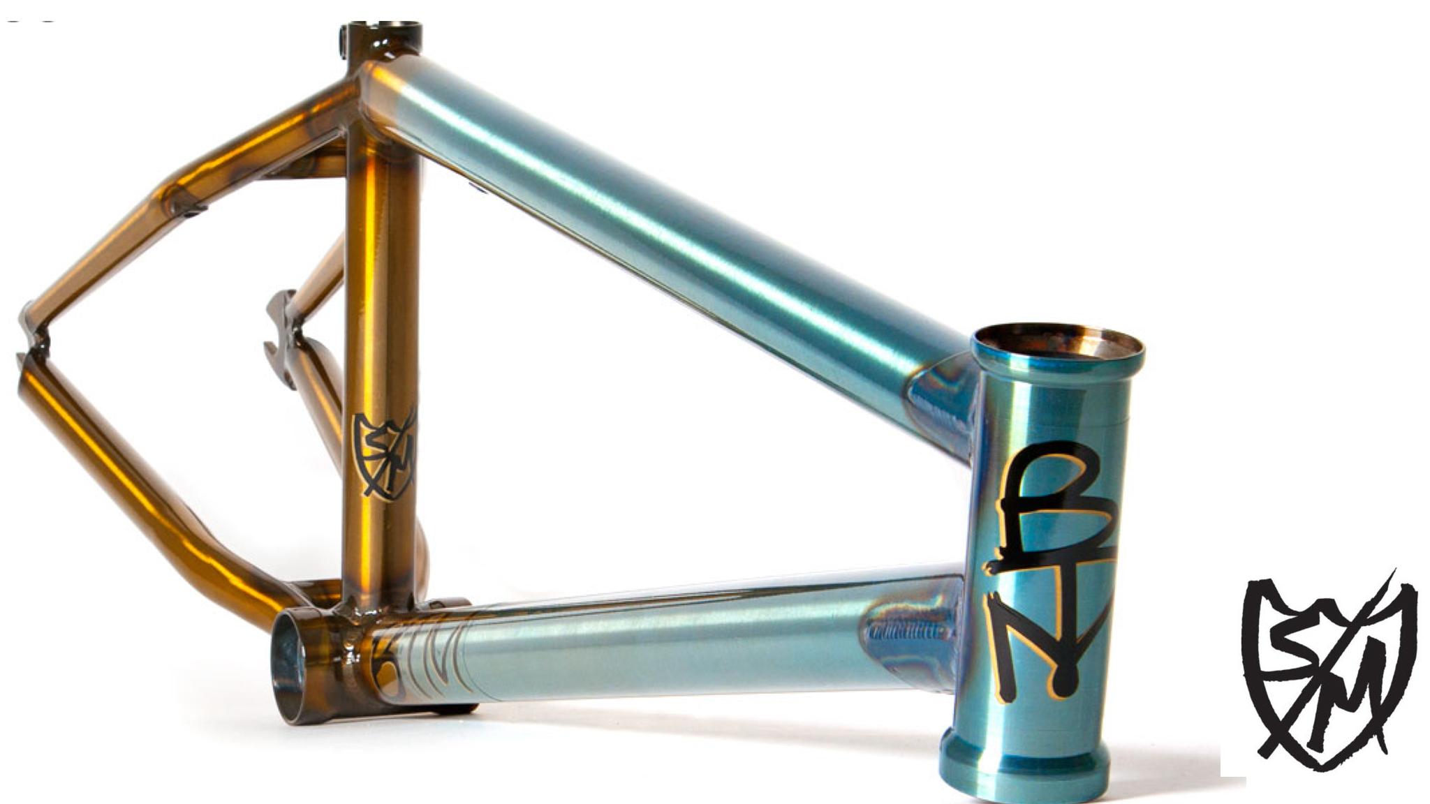 S&M Bikes BTM frame