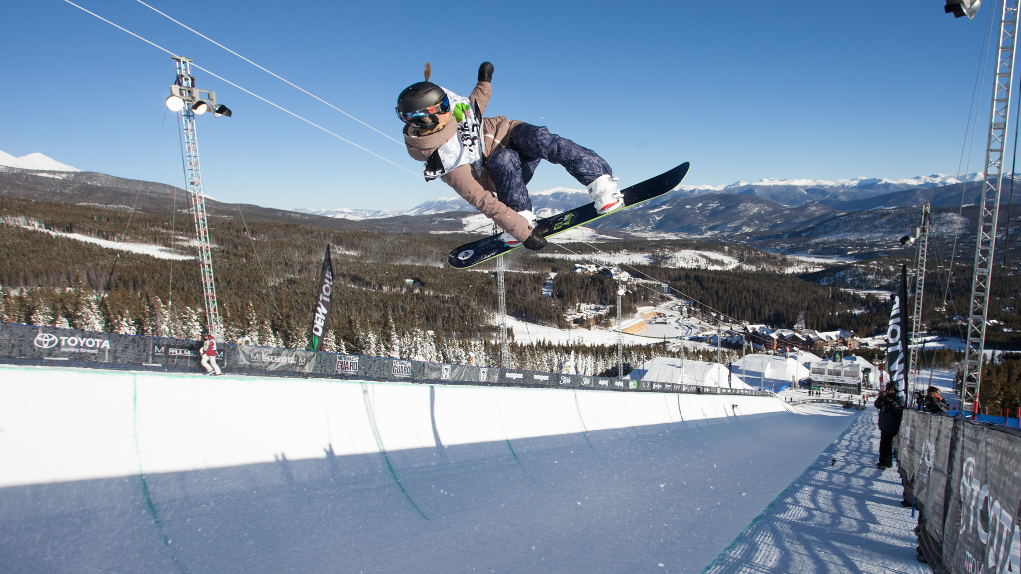 Torah Bright, Superpipe winner