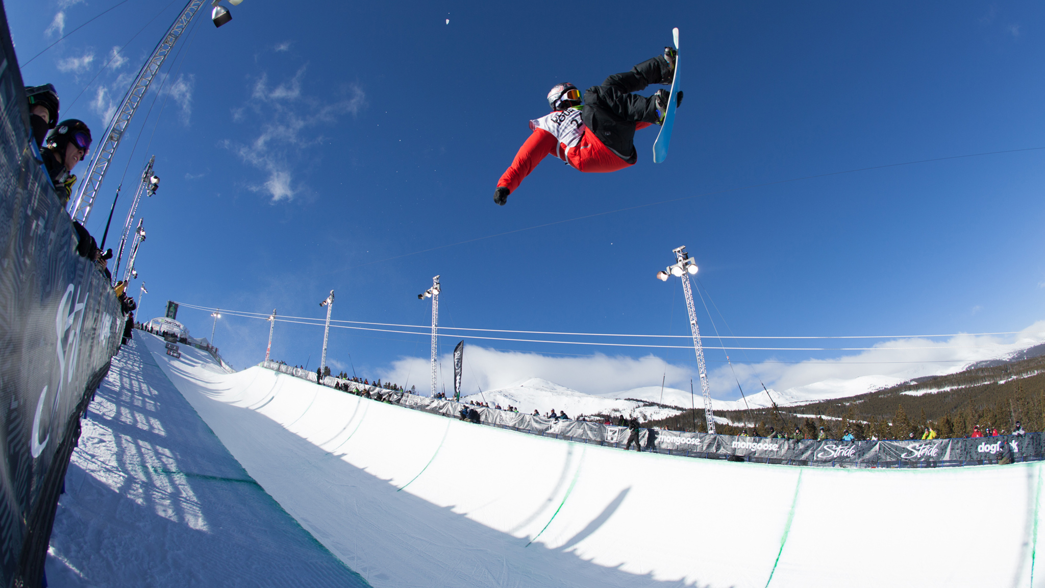 Greg Bretz, Superpipe winner