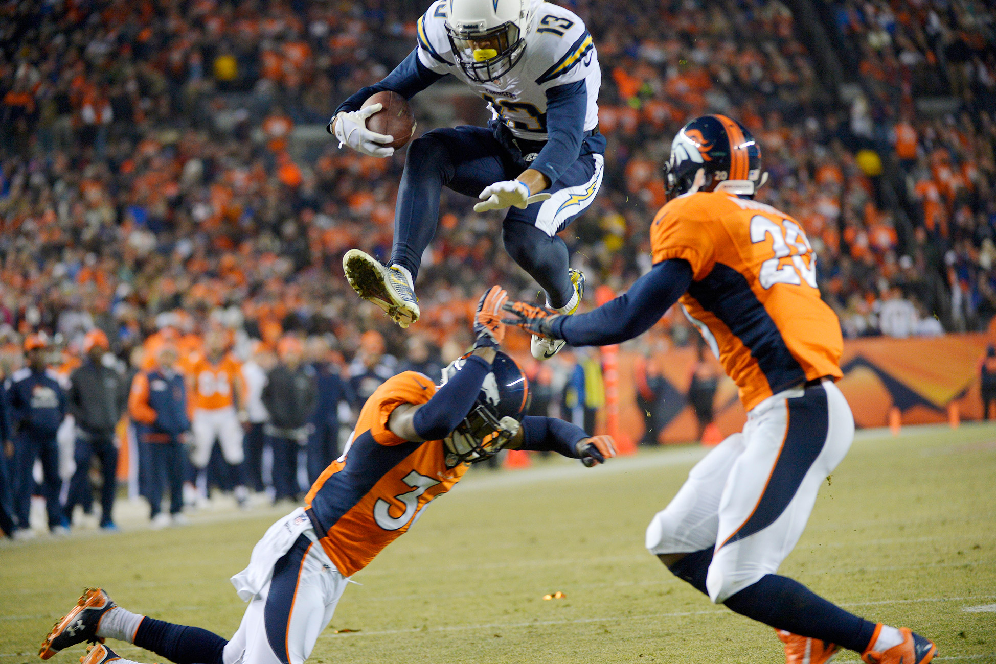 Taking The High Road Nfl Week 15 In Pictures Espn