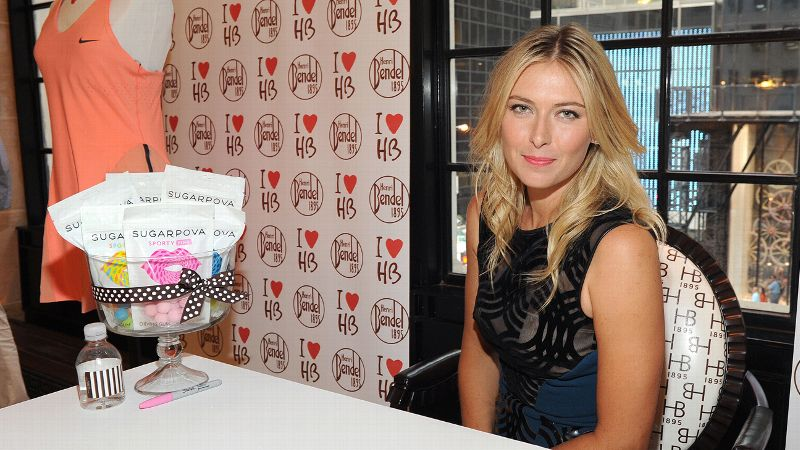Maria Sharapova made headlines ahead of the US Open after considering a legal name change to Maria Sugarpova. The attempted blatant publicity stunt to promote her candy line was not well received, to put it mildly. After a public outcry, she decided not to pursue the name change after all. And then she dropped out of the tournament altogether due to a lingering shoulder injury. Hopefully she at least managed to sell a few more sweets as a result of the brief and bizarre idea. (Photo:Craig Barritt/Getty Images)