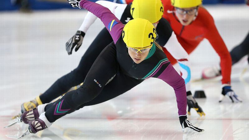 To be a great short-track speedskater, you have to be a well-rounded athlete, says Sochi Games hopeful Jessica Smith.