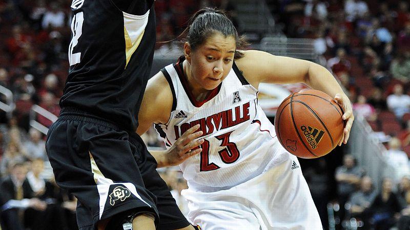 SECOND TEAM: Shoni Schimmel, Louisville, G, 5-9, sr.