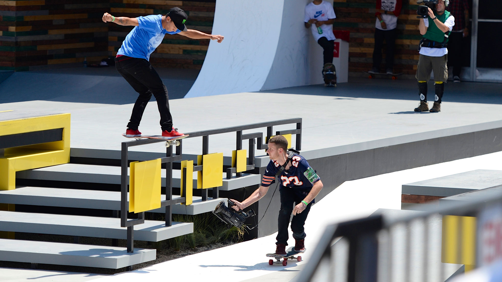 5. Year of Nyjah Huston