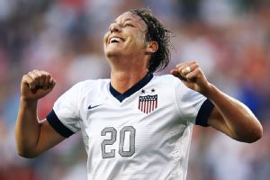 When she beat Korea for yet another goal, Abby Wambach assumed the top scoring role.