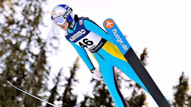 Shes the reigning world champion, but its uncertain whether the 19-year-old from Park City, Utah, will land a spot on the U.S. team when womens ski jumping makes its Olympic debut in Sochi. After undergoing knee surgery in August, Hendrickson is hoping her reconstructed right knee will be able to withstand the stresses of ski jumping -- something she does better than almost anyone on the planet. Her drive and motivation during an accelerated rehabilitation process have given her a puncher's chance to be named to the U.S. team even if she is unable to compete in the lead-up. Well get the final answer on Jan. 22, when the inaugural U.S. squad is named. (Photo: AP Photo/Ned Alley)