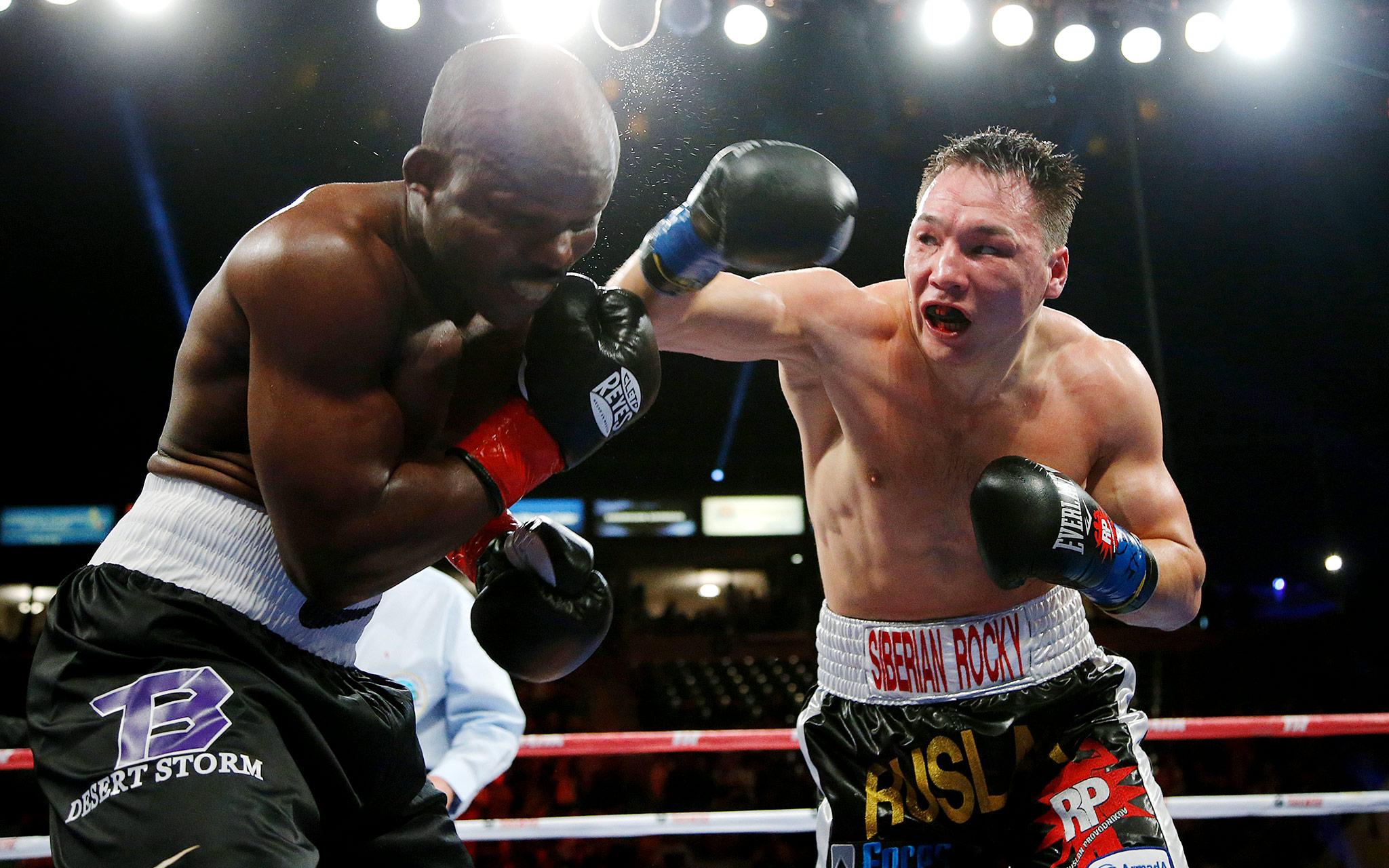 Fight Of The Year: Bradley-Provodnikov