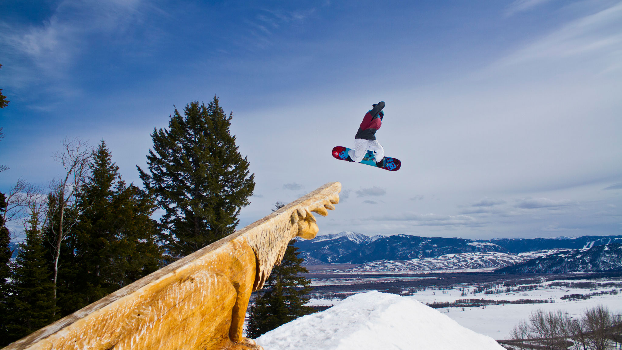 Stash Park, Jackson Hole