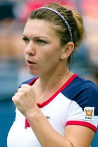 Simona Halep made a massive breakthrough in 2014, winning six titles.
