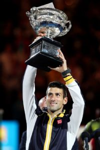 Novak Djokovic must hoist more Grand Slam trophies to cement his legacy.