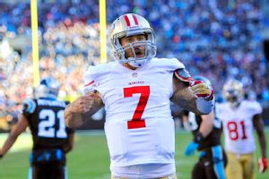 Colin Kaepernick and the 49ers will be on a mission to win the NFC West in 2014.