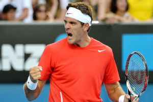 We've been patiently waiting for Juan Martin del Potro to break through again. Can it happen at the Aussie?