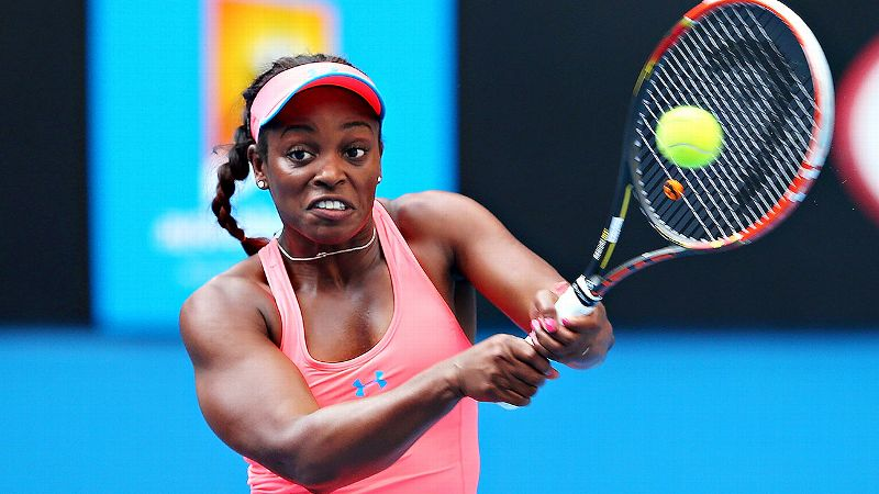 Sloane Stephens has never shied away from the big stage, so New York might be just the site to salvage her season.