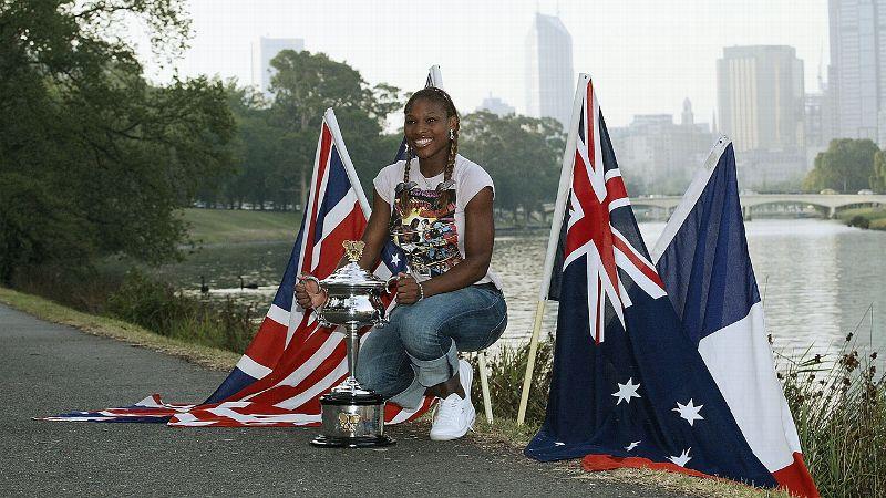 5. 2003 Australian Open
