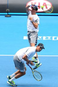 Six of Mike and Bob Bryan's 15 Grand Slam titles have come at the Australian Open.