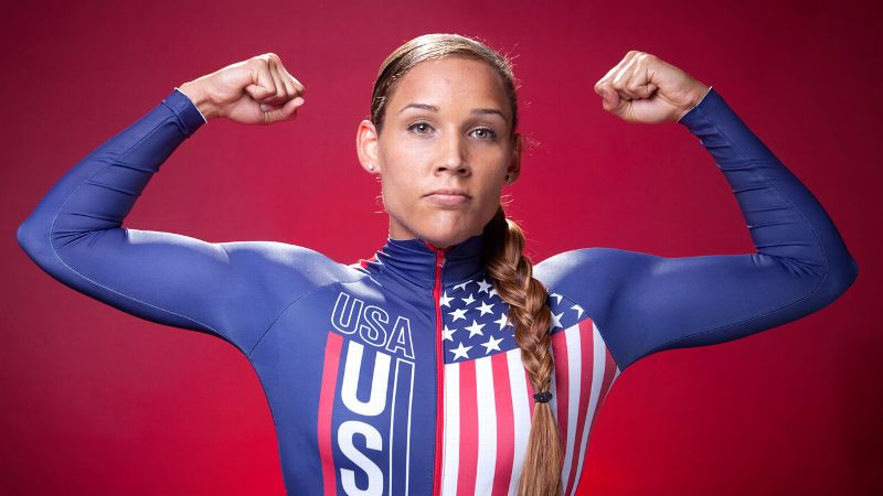After being named to the final roster for the United States' bobsled team on Sunday, Lolo Jones will be making her third trip to the Olympic Games. We look back at her Olympic journey, from Beijing to London, as she prepares for Sochi. (Photo: Rick Bowmer/AP)