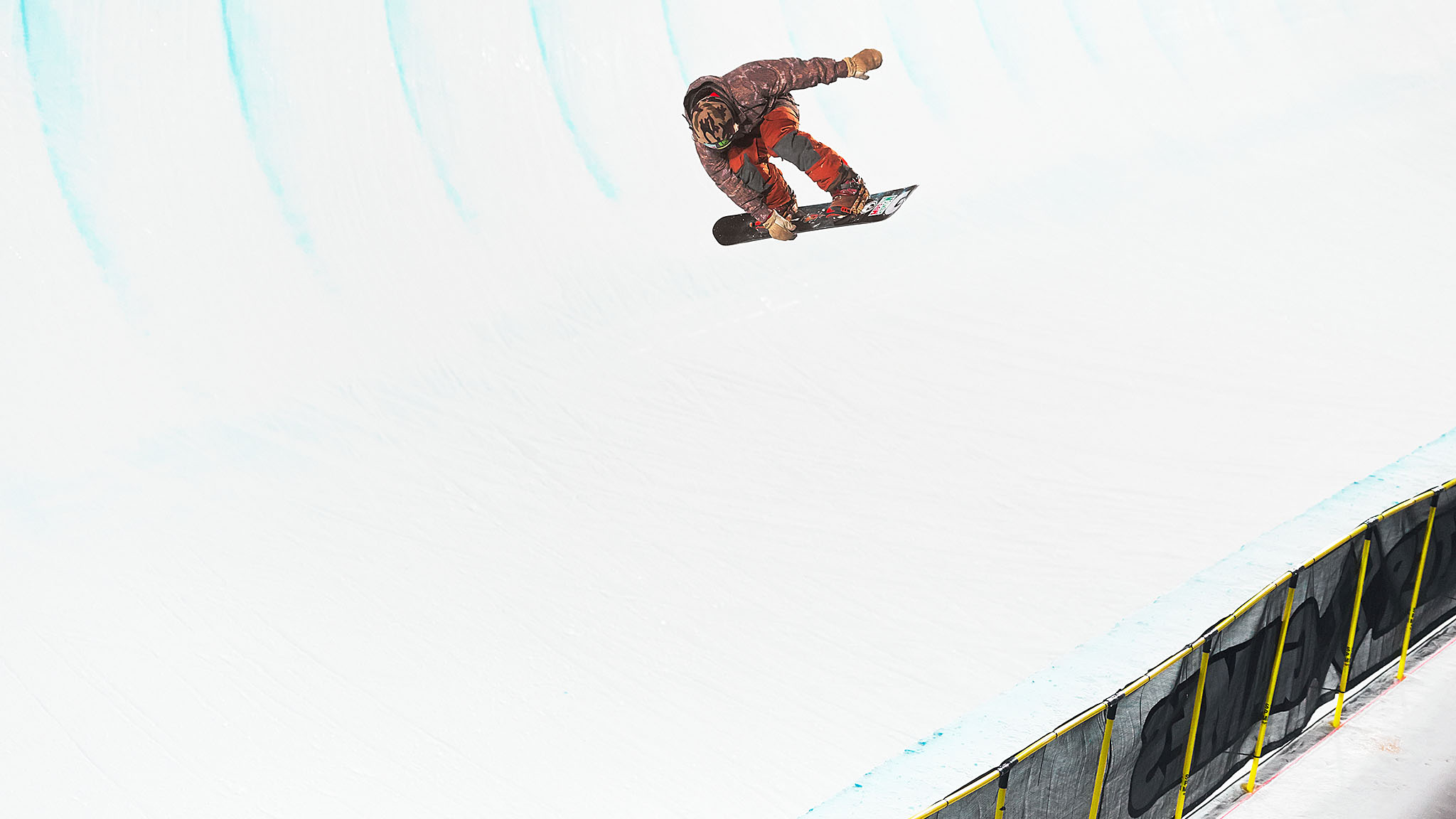 Danny Davis has been blowing minds in the U.S. Olympic team qualifiers  with a run full of switch tricks that he's getting higher and higher out of the pipe every contest he enters. When you watch him ride in the SuperPipe finals on Sunday night, remember: Those are all hard tricks, but he's doing them ibackward./i
