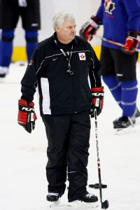 Team Canada, according to Ken Hitchcock, had great team cohesion during their run to the gold medal.