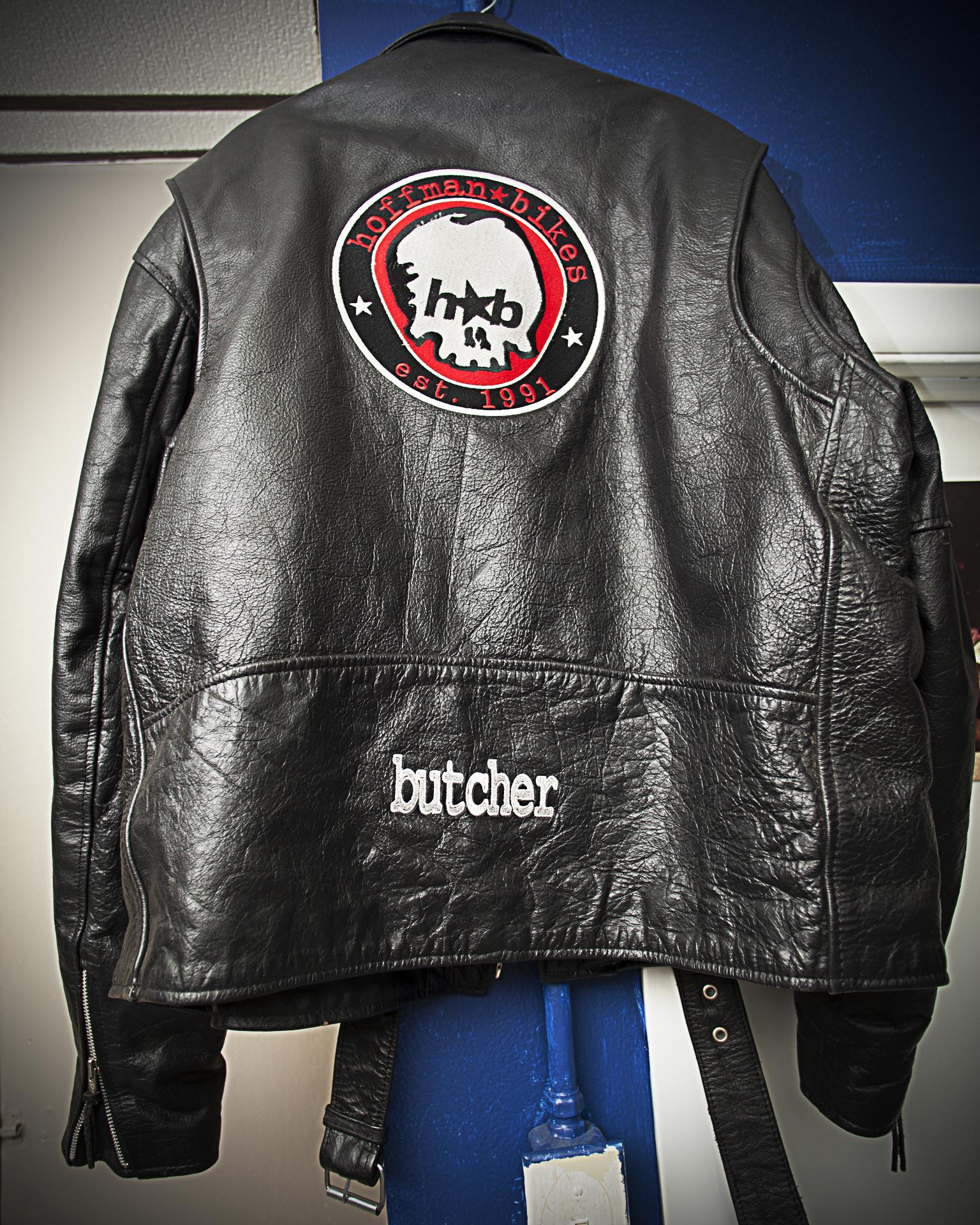 Butcher's Hoffman Bikes jacket